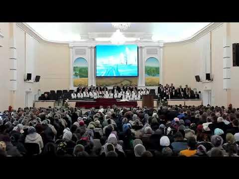 01.12.2019 утреннее служение - Снова вижу путь к Голгофе