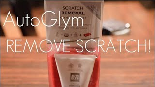 AUTO REVIEW - AutoGlym Scratch Complete Removal KIT - Hands On DEMO!