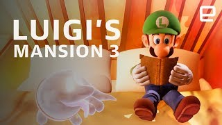 Luigi's Mansion 3 Hands-On at E3 2019