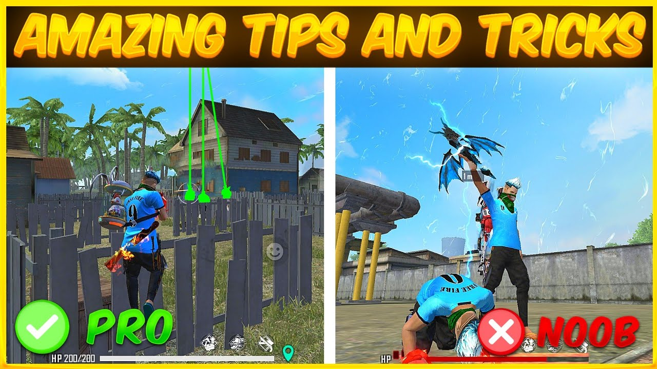 Justice For Indian Server   Top 5 New Free Fire Tips And Trick   Garena Free Fire   God Gaming