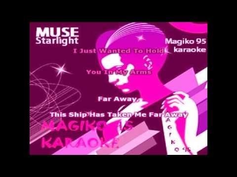 Starlight Karaoke  Muse Musica original