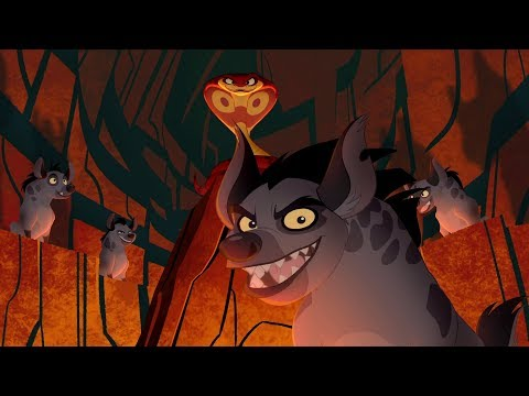 Lion Guard: Bring Back a Legend | The Rise of Scar Song HD Clip
