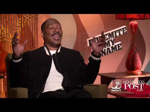 Tone Kapone - Eddie Murphy Doing the Oscars