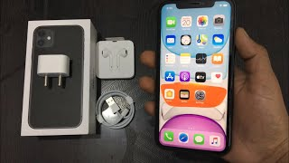 Iphone 11 Black Colour-Unboxing |Apple Iphone 11 Pros & Cons|Iphone 11 Full Specifications & Details