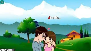 Ab Tere Dil Mein Hum Aa Gaye Whatsapp Status | Alka Yagnik | Status King