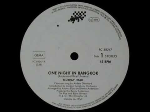 Murray Head  e Night In Bangkok Extended Mixwmv