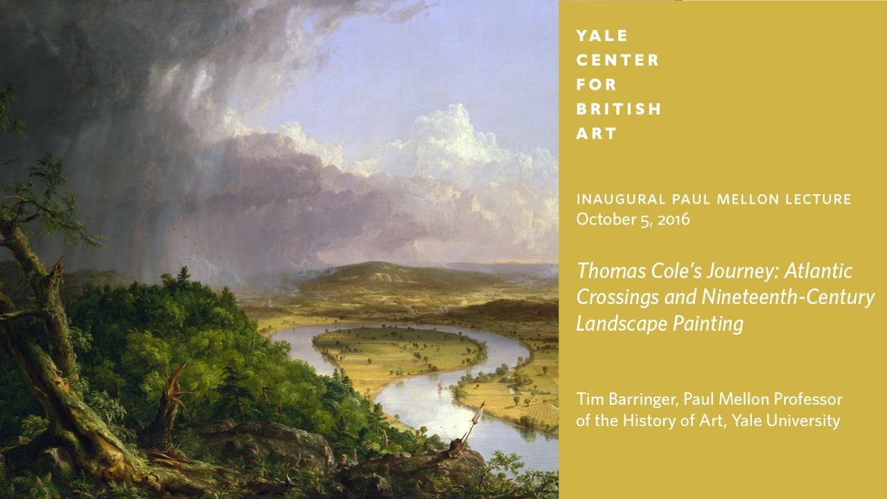 painter thomas cole essay This year marks the 200th anniversary of influential artist thomas cole's thomas cole was an english-born painter who thomas cole site announces essay.