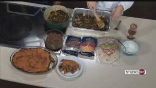 Mexican Tortilla Casserole part 3