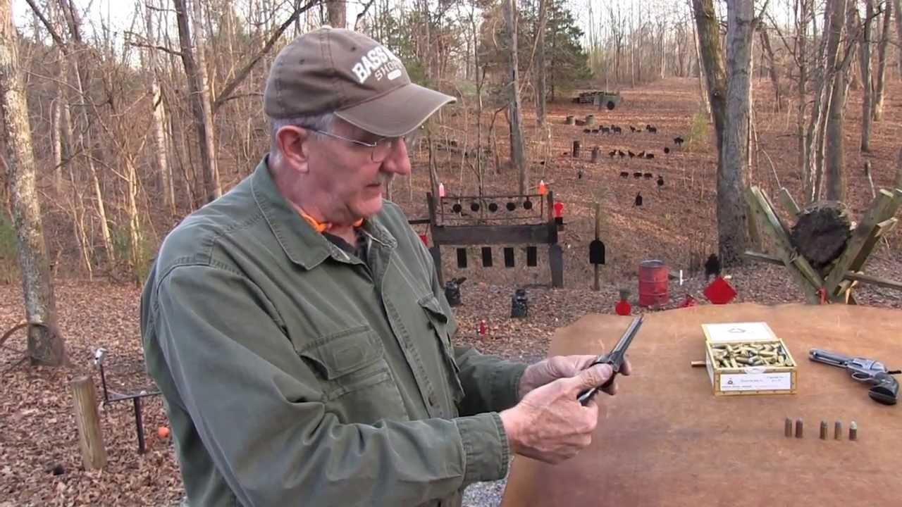 Schofield Revolver By Uberti Youtube