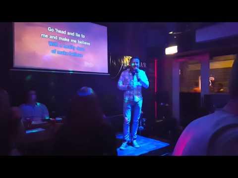 1st Karaoke Contest FAMBAR ZÜRICH 31 07 2015