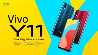 Vivo Y11 (2019) Price, Official Look, Trailer, Specifications, Camera, Features and Sales Details