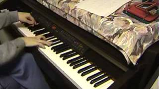 星に想いを夜に願いを [Hoshi ni Omoi wo Yoru ni Negai wo] performed by piano