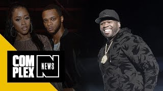 50 Cent Shoots His Shot With Remy Ma, Gets Blocked by Papoose