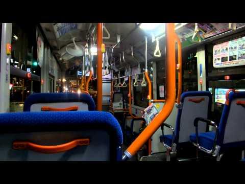 【3DFHD】西武バス '02年式&'14年度除籍対象車(NISSAN UA-F) 立39 南街&立川駅北口posted by ssbsonguq