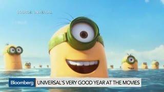 Box Office Battle: Disney Versus Universal