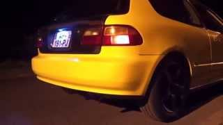 CIVIC EG VTEC COMPILATION SOUND