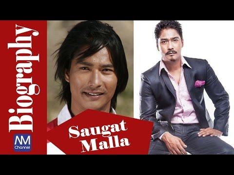 Saugat Malla Biography    Nepali Actor Biography    Nepali Movies Channel