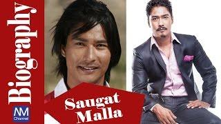 Saugat Malla Biography || Nepali Actor Biography || Nepali Movies Channel