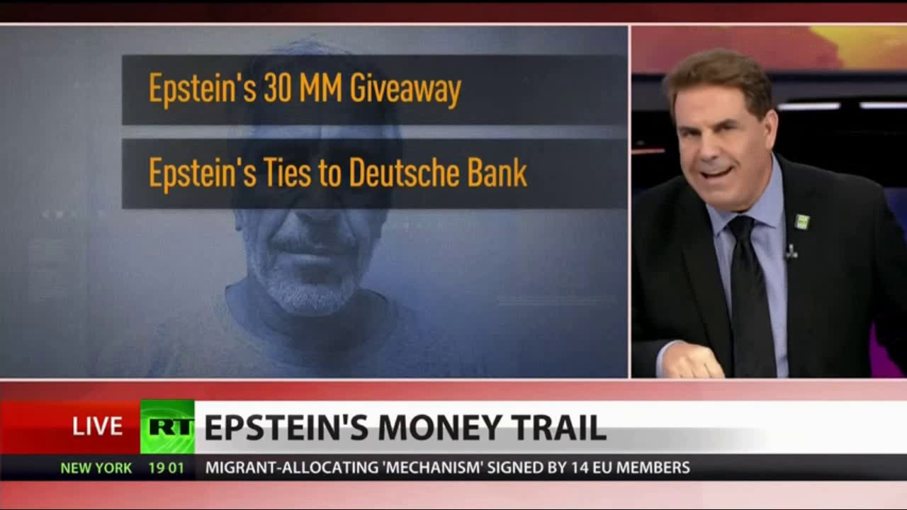 Image result for jeffrey epstein deutsche bank