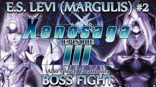 Ⓦ Xenosaga Episode 3 Walkthrough - E.S. Levi (Margulis) 2nd Fight