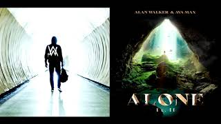 Download Alone Pt. II ✘ Faded [Remix Mashup] - Alan Walker & Ava Max