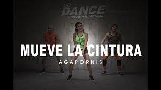 Mueve la cintura - Agapornis I Coreografía Zumba ZIN I So Dance mp3