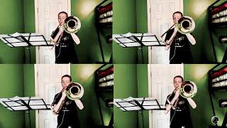 Shenandoah Trombone Quartet