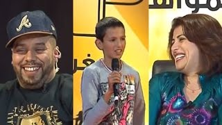 مشاركة طريفة : طفل يغني Gangnam style في Big UP