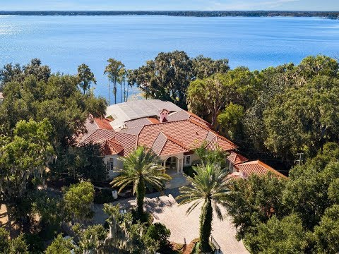 Waterfront Luxury Home in Windermere Florida - 1004 W 2ND AVE