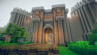 [LIVE🔴] Minecraft Survival - Building Base Upgrades & Fortifying the Defense Tower