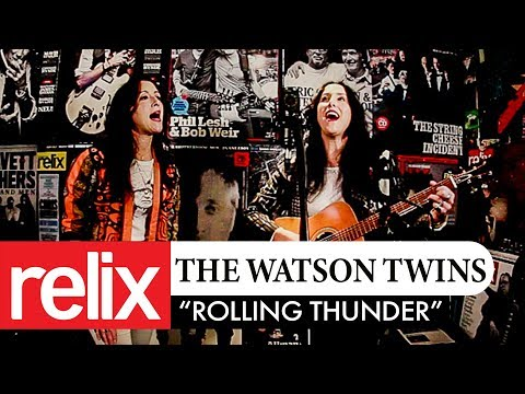 """""""Rolling Thunder"""" 