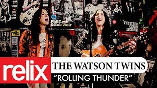 """Rolling Thunder"" 