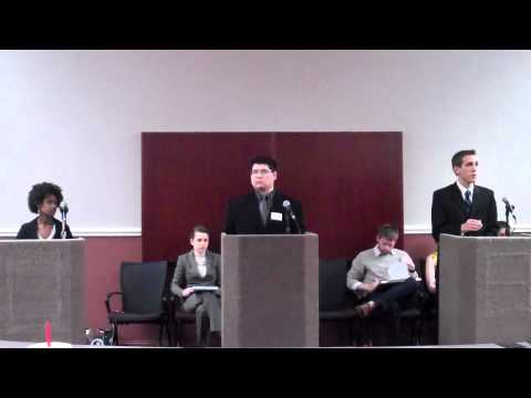 Student Body Officer Candidates' Debate