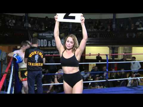 Liall Arfa KO Gym vs Adam Stephens Woking Thai - KO Blood and Glory 6