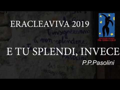 EracleaViva 2019 il Titolo<br><br>Il nuovo titolo ...
