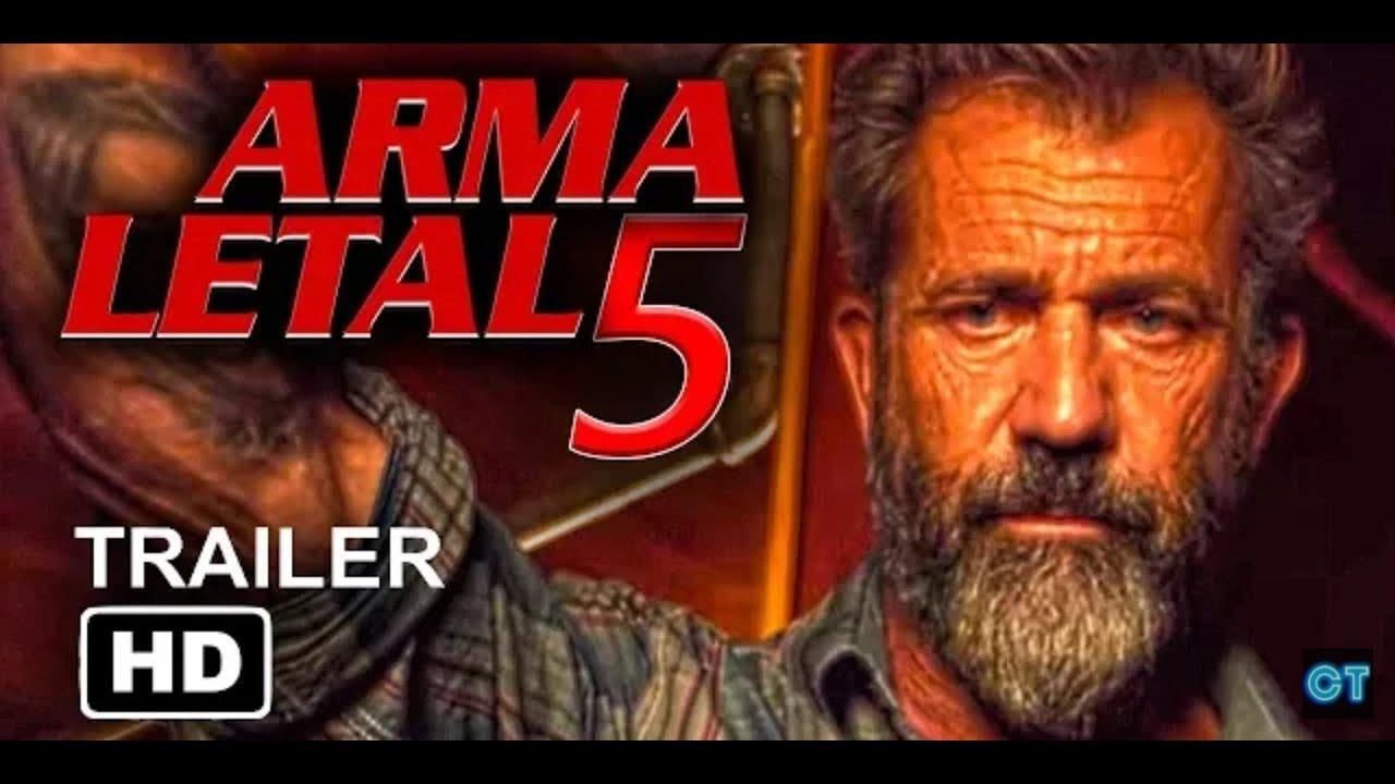 Lethal Weapon Trailer Deutsch