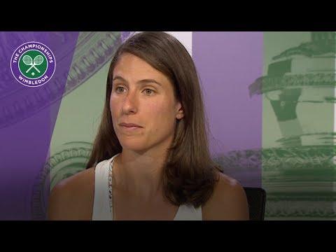 Wimbledon 2018: 'Home comforts' boost for Johanna Konta