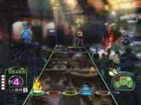 Guitar Hero 3 - Reptilia Expert FC %100 5 Stars