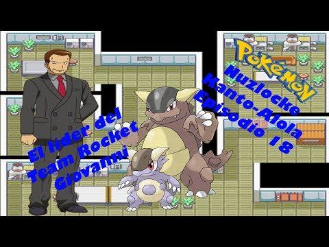Pokémon Nuzlocke Kanto-Alola Ep. 18. Conocemos a Giovanni