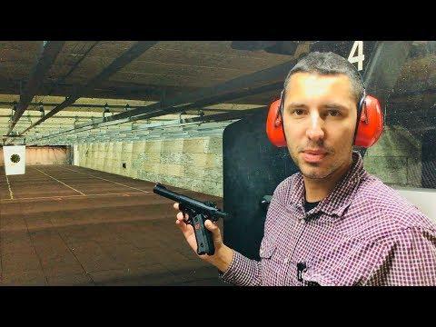 Ruger Mark IV Target: jouet ou vraie arme ? (avec Lancelot et Francis)
