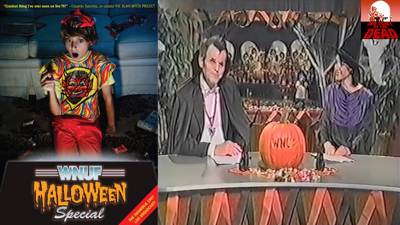WNUF Halloween Special - Review - (Camp Motion Pictures) - YouTube