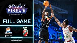 Hereda San Pablo Burgos V Pinar Karsiyaka - Full Game Basketball Champions League 202021
