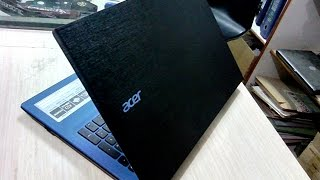 Unboxing Acer Aspire E5-532 Laptop Hands On & Review