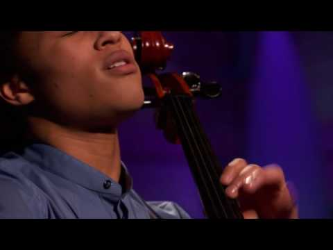 Sheku Kanneh-Mason Winner BBC Young Musician 2016 Strings Final