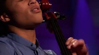 Sheku Kanneh-Mason Winner BBC Young Musician 2016 Strings Final