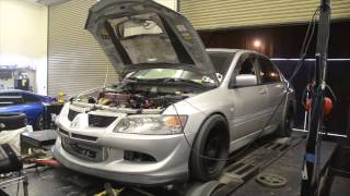 """The Gargoyle"" - 821hp Evo 8 - English Racing"