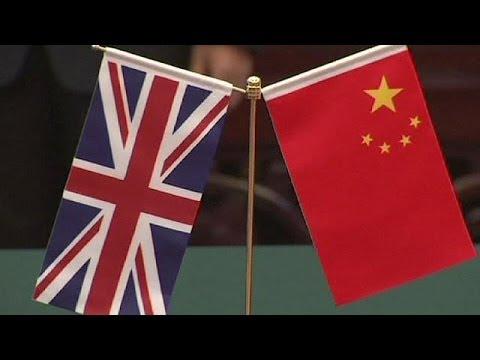 Britain's Cameron pushes for EU-China free trade deal - economy