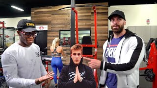 DEJI COMES TO ZOO CULTURE AND IS SURPRISED BY JAKE PAUL !?