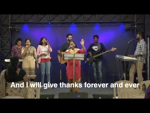 English Christian Worship | 15-04-2018 | The Father's House, Chennai