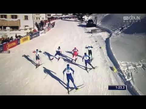 Davos coupe du Monde (2018-12-15/16)